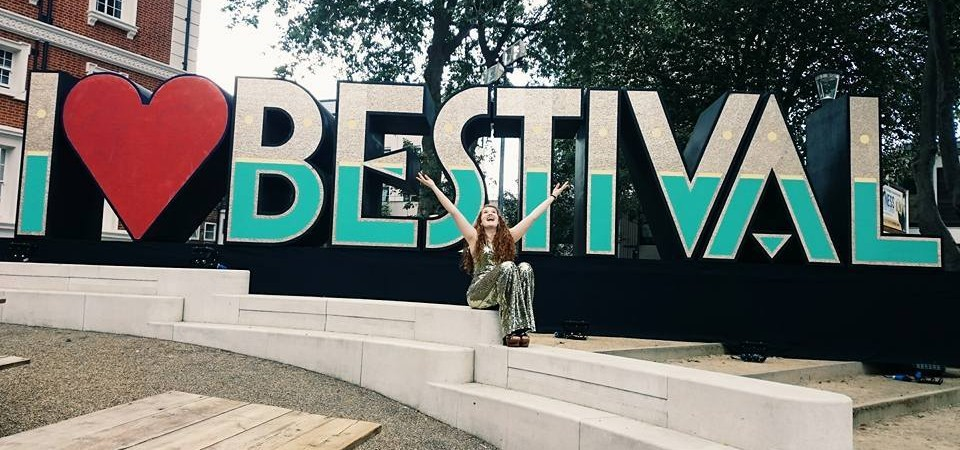 – BESTIVAL – GOLDMSITHS –
